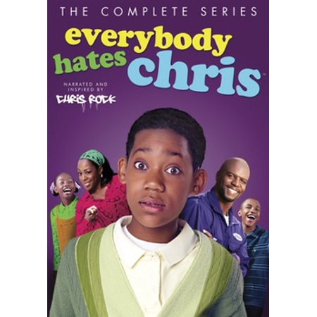 Everybody Hates Chris: The Complete Series (DVD)
