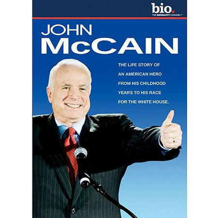 Biography   John Mccain