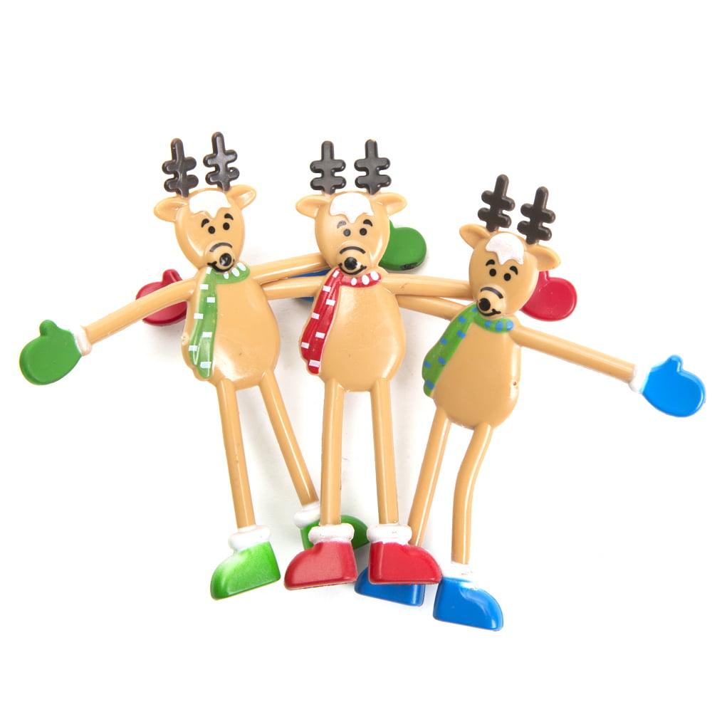 Reindeer Bendables
