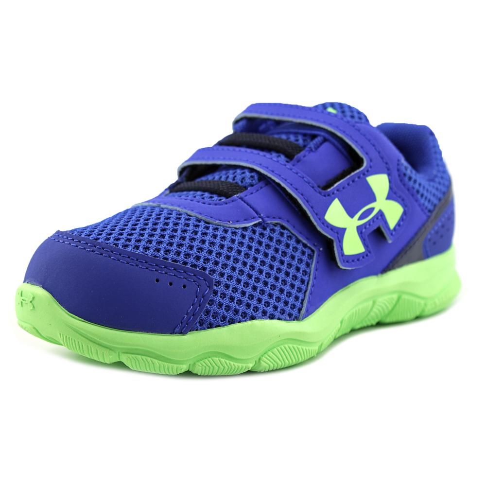 Under Armour Engage Bl 3 Ac Toddler  Round Toe Synthetic ...