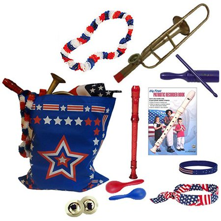 Labor Day Picnic   Parade Pack For Kids  Music   Fun Pack F