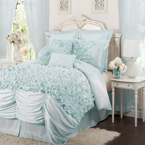 Lucia 4 Piece Bedding Comforter Set