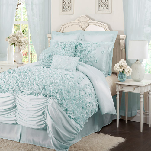 Lucia 4-Piece Bedding Comforter Set