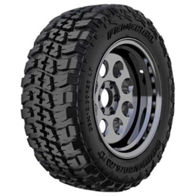 Federal Couragia Mt Mud Terrain Tire   35X12 5R17 125Q 10Ply
