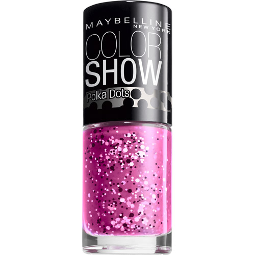 Maybelline Color Show Polka Dots Nail Lacquer, 0.23 fl oz