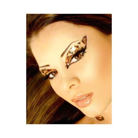 Exotic Eyes Cheetah Reusable Complete Eye Make up Kit](Cheetah Makeup)