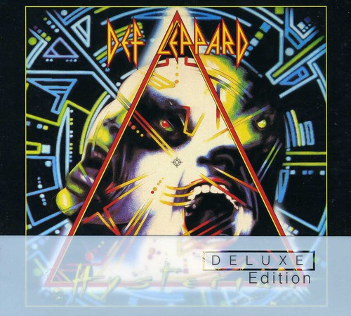 Def Leppard - Hysteria (Remastered) (Deluxe Edition) (CD)