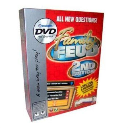 Family Feud 2 Edition DVD Game - Edition Dvd Game