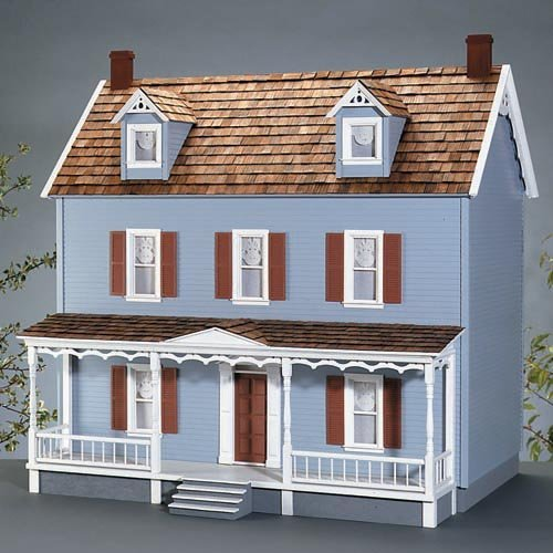 Real Good Toys Walton Dollhouse Kit - 1 Inch Scale