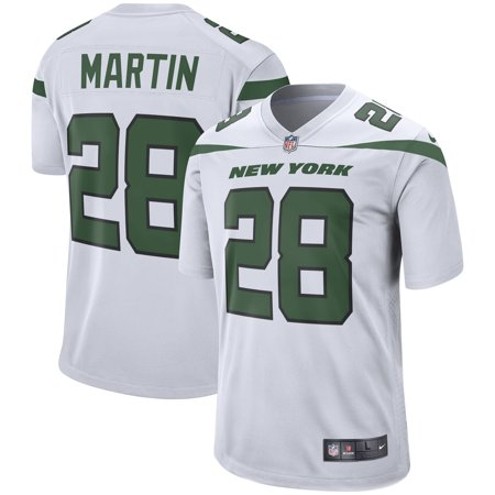 Curtis Martin New York Jets Nike Retired Player Game Jersey - Spotlight -