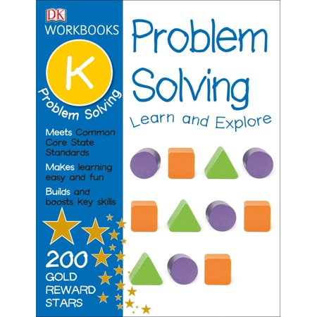 DK Workbooks: Problem Solving, Kindergarten : Learn and (Hands On Problem Solving Activities For Middle School)