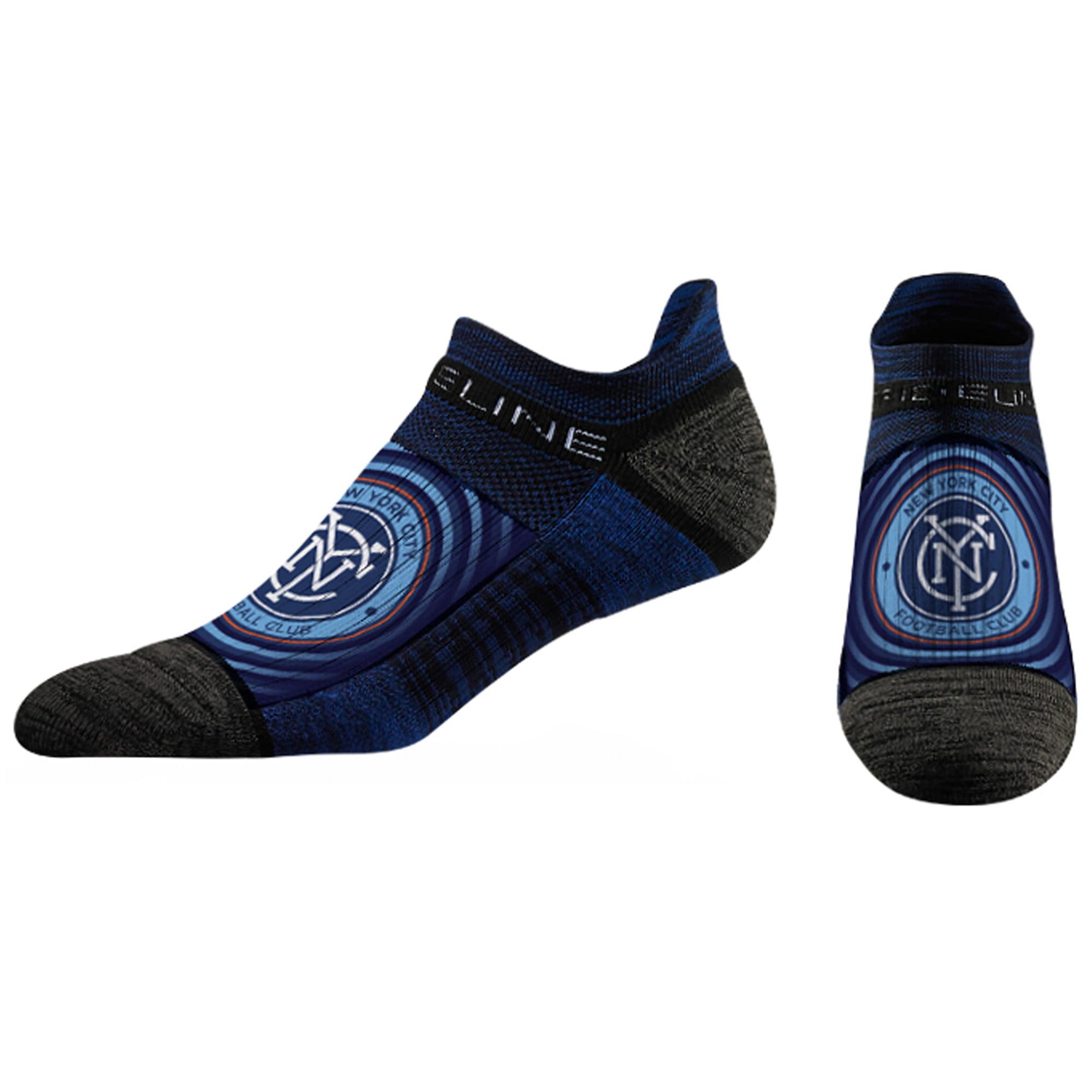 New York City FC No Show Team Ankle Socks - Navy - OSFA