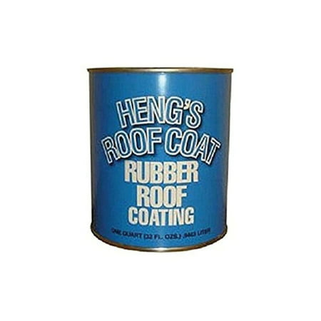 Heng's 16-46032 Roof Coating Rubber Roof Qt Rubber Membrane Roof