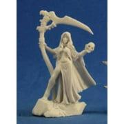 Reaper Miniatures Necromancer #77283 Bones Unpainted Plastic D&D RPG Mini Figure