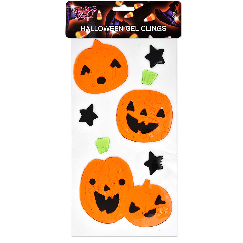 Halloween Window Gel   TRICK OR TREAT
