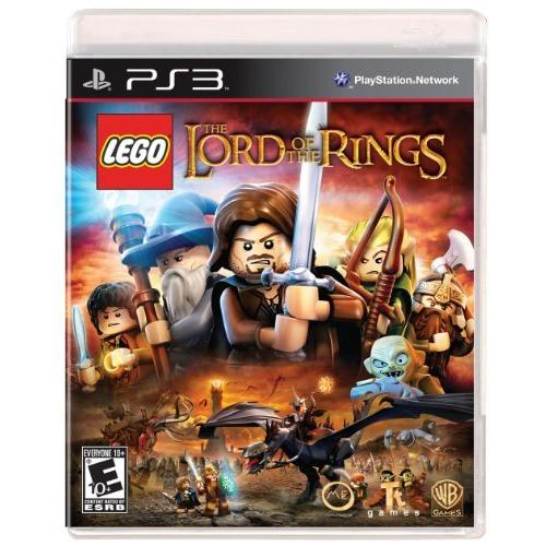 Eidos 1000295058 Lego Lord Of The Rings Ps3