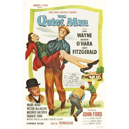 Halloween 1952 (The Quiet Man (1952) 11x17 Movie)
