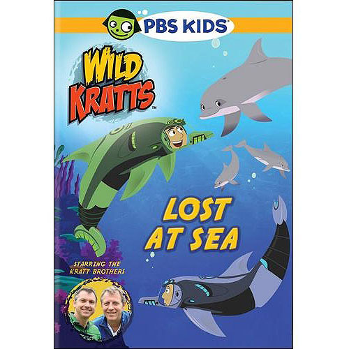 Wild Kratts: Lost At Sea (Widescreen)