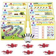 EAI Education Hands-On Math Centers: Two-Color Counters Grade K by EAI Education