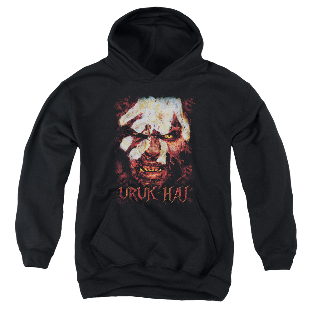 The Lord of the Rings Uruk Hai Big Boys Pullover Hoodie