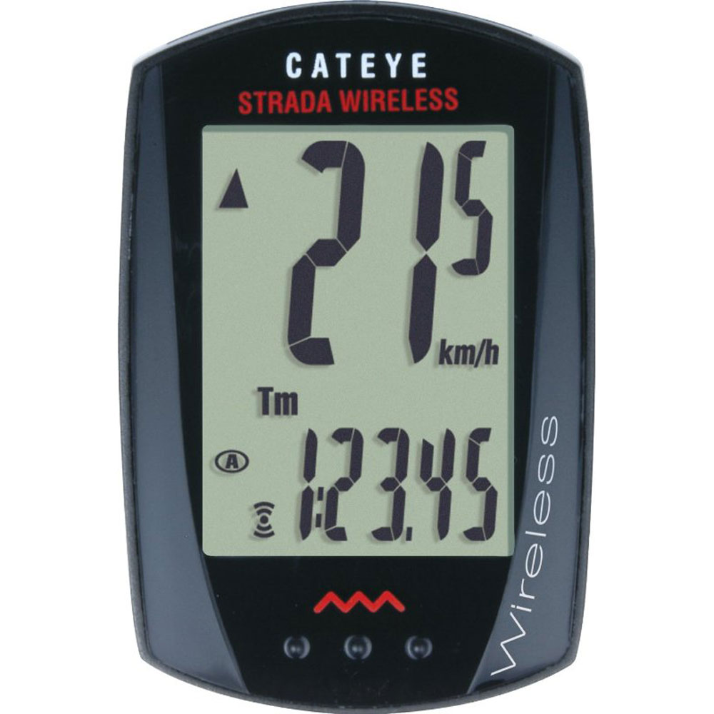 CatEye Strada Wireless Cycling Computer - CC-RD300W