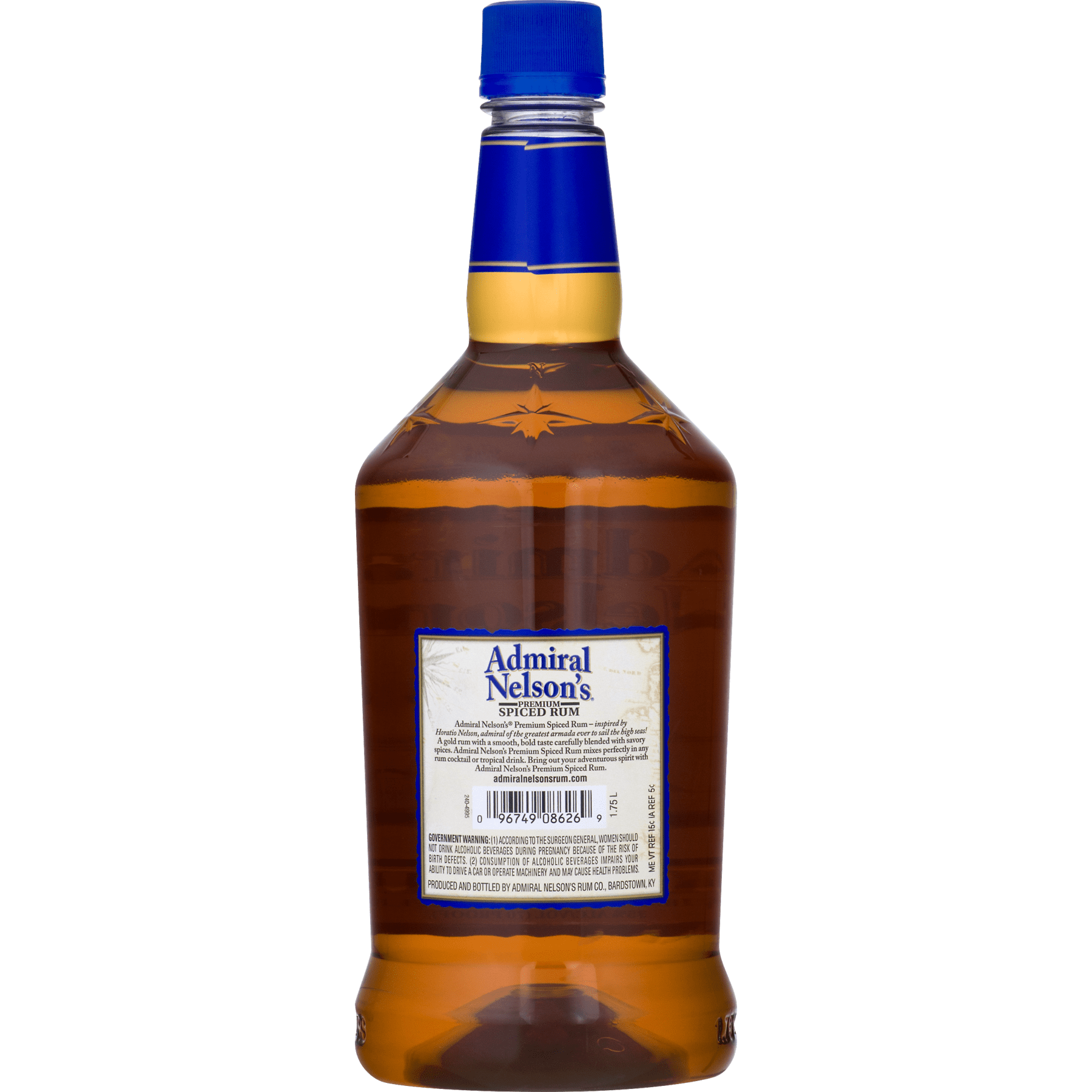 Admiral Nelson Spiced Rum 175L