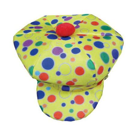 Yellow Clown Cap (Clown Hats)