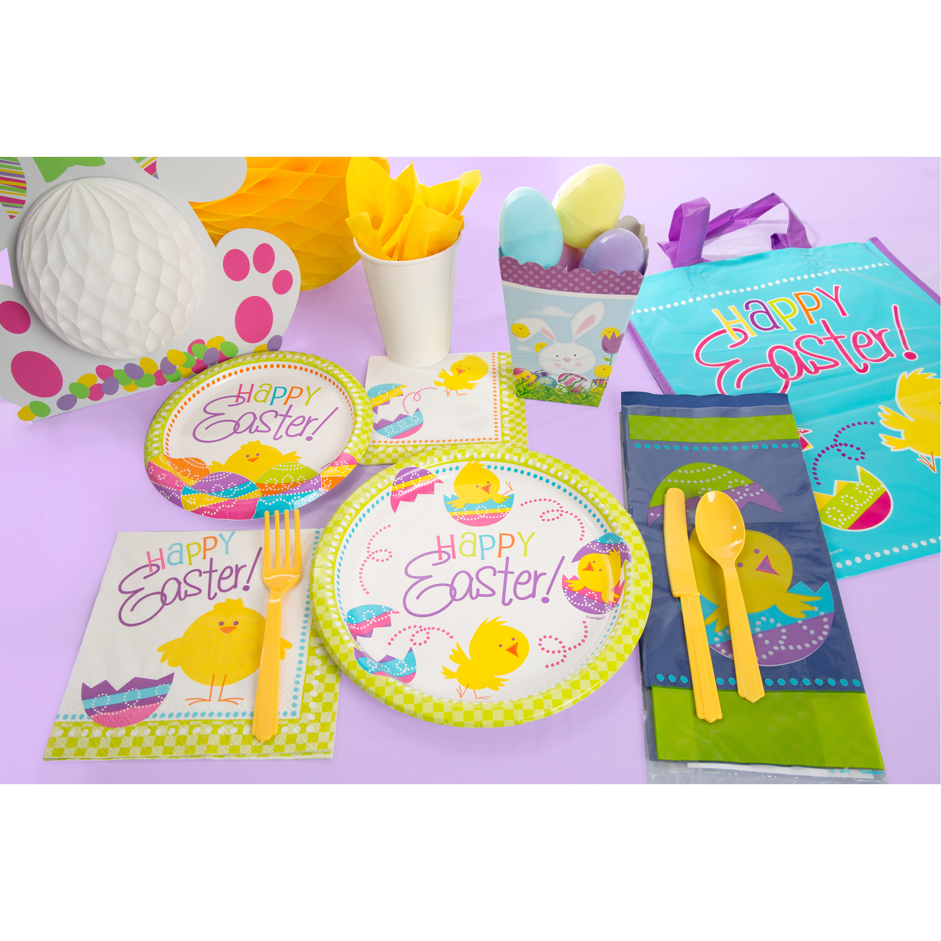 Easter Chick Party Supplies - Walmart.com