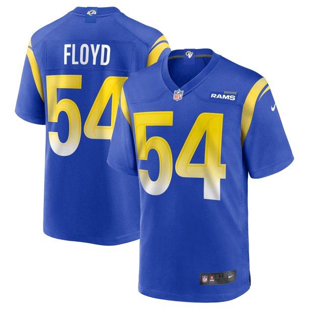 Leonard Floyd Los Angeles Rams Nike Game Jersey - Royal