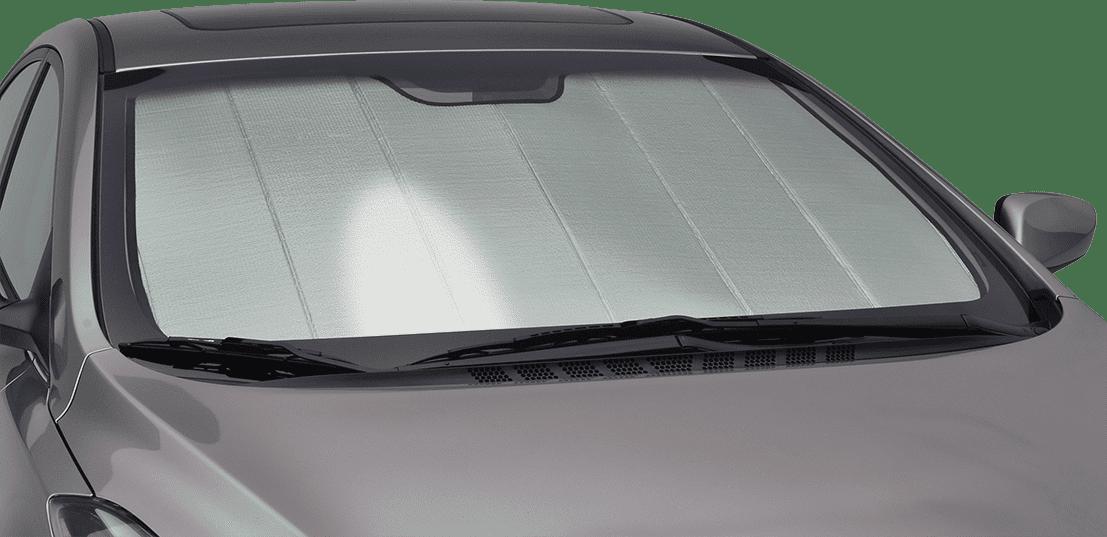 Folding Sun Shade for GMC Yukon XL w// sensor 2015-2016