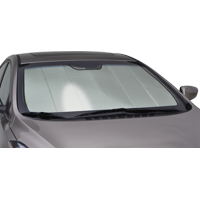 Intro-Tech Premium Folding Sunshade For 16 Jeep Grand Cherokee 75th Anniversary