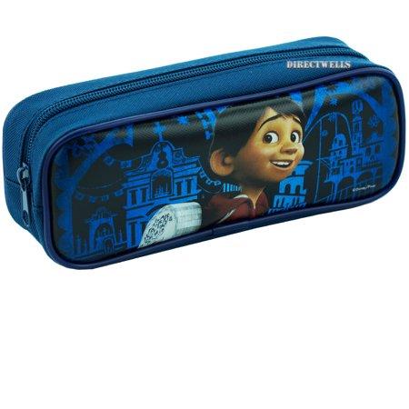Disney Coco Single Zipper Navy Pencil Case