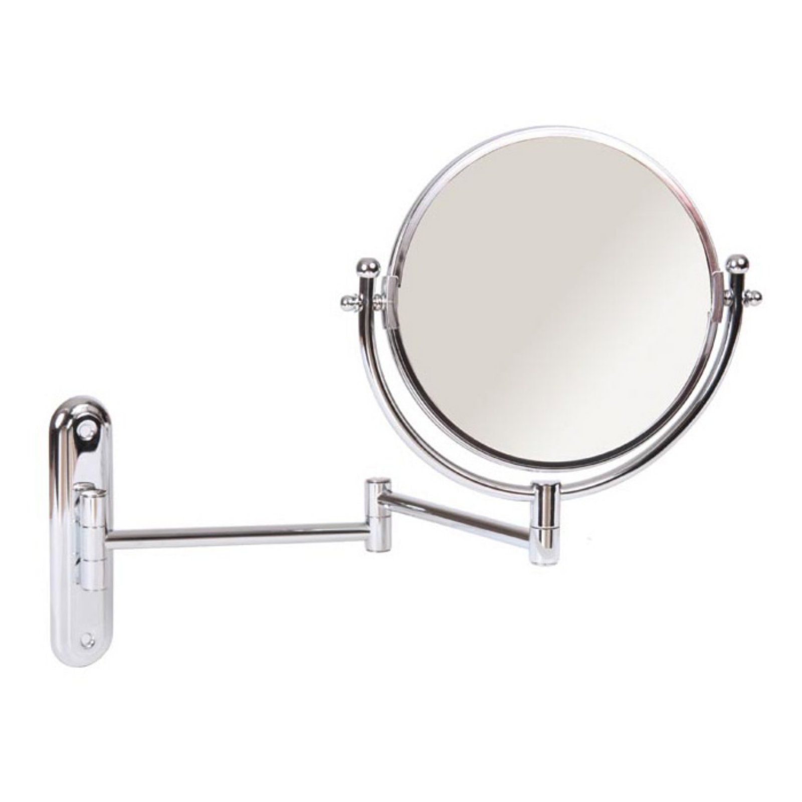 Taymor Wall Mount Swing Arm Rotating Mirror
