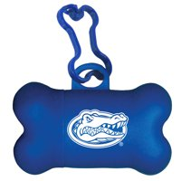 Florida Gators Bone-Shaped Pet Bag Dispenser - No Size