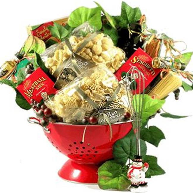 Gift Basket Village ChInIt-lg Large Christmas In Italy - ...