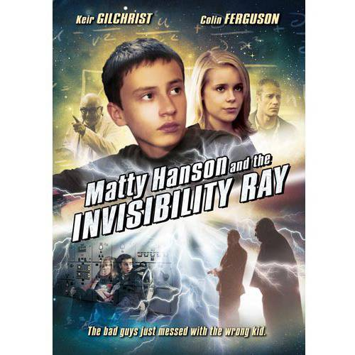 Matty Hanson & The Invisibility Ray (Widescreen)