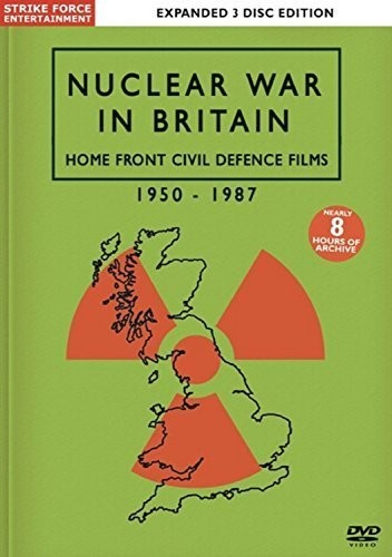 Cold War Collection: Nuclear War in Britain Home by