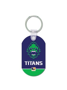 Vancouver Titans WinCraft Metal Key Ring