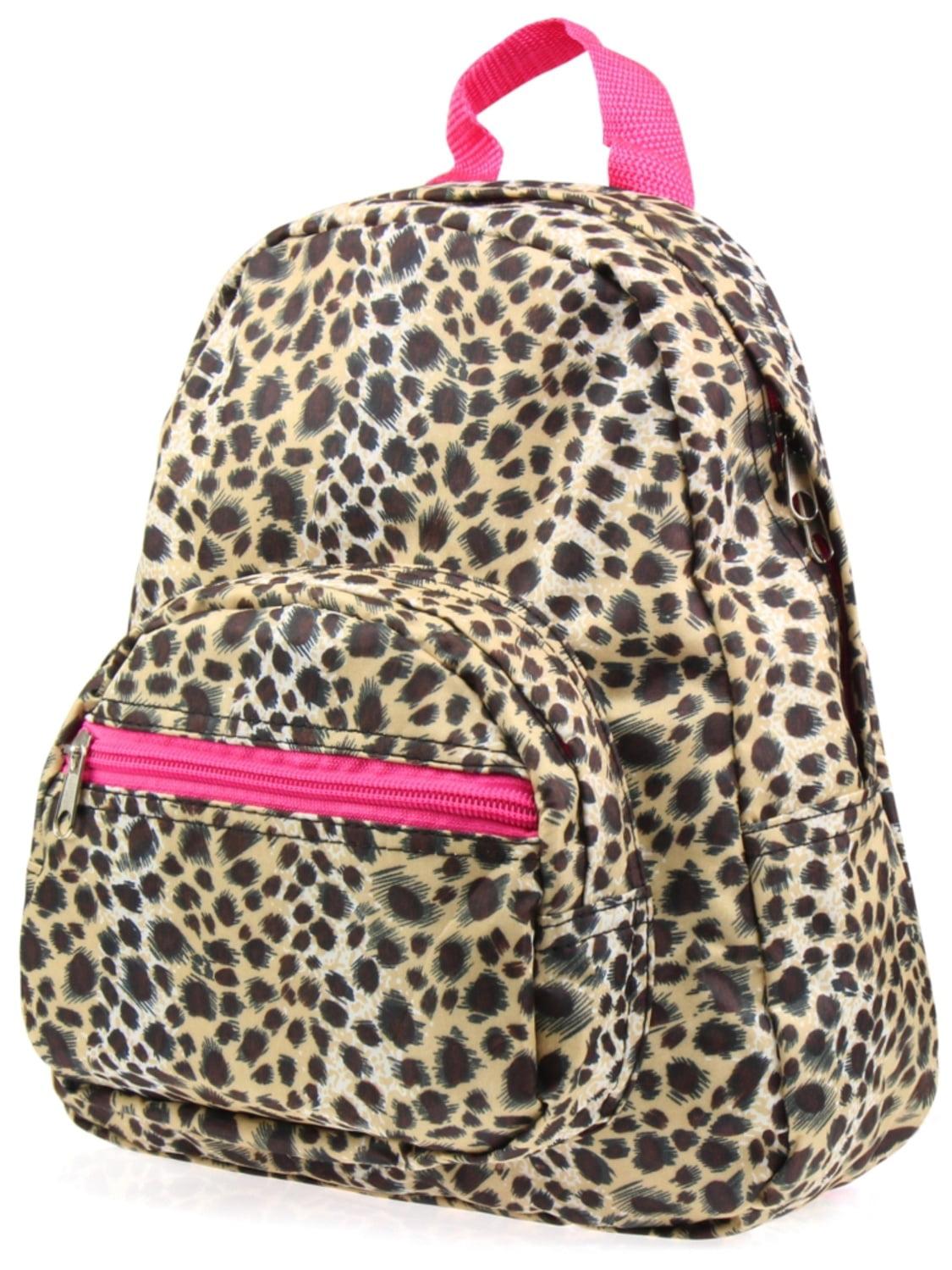 b44a7641a7fc Zodaca Stylish Kids Small Travel Backpack Girls Boys Schoolbag Children s  Bookbag Lunch Bag - Walmart.com