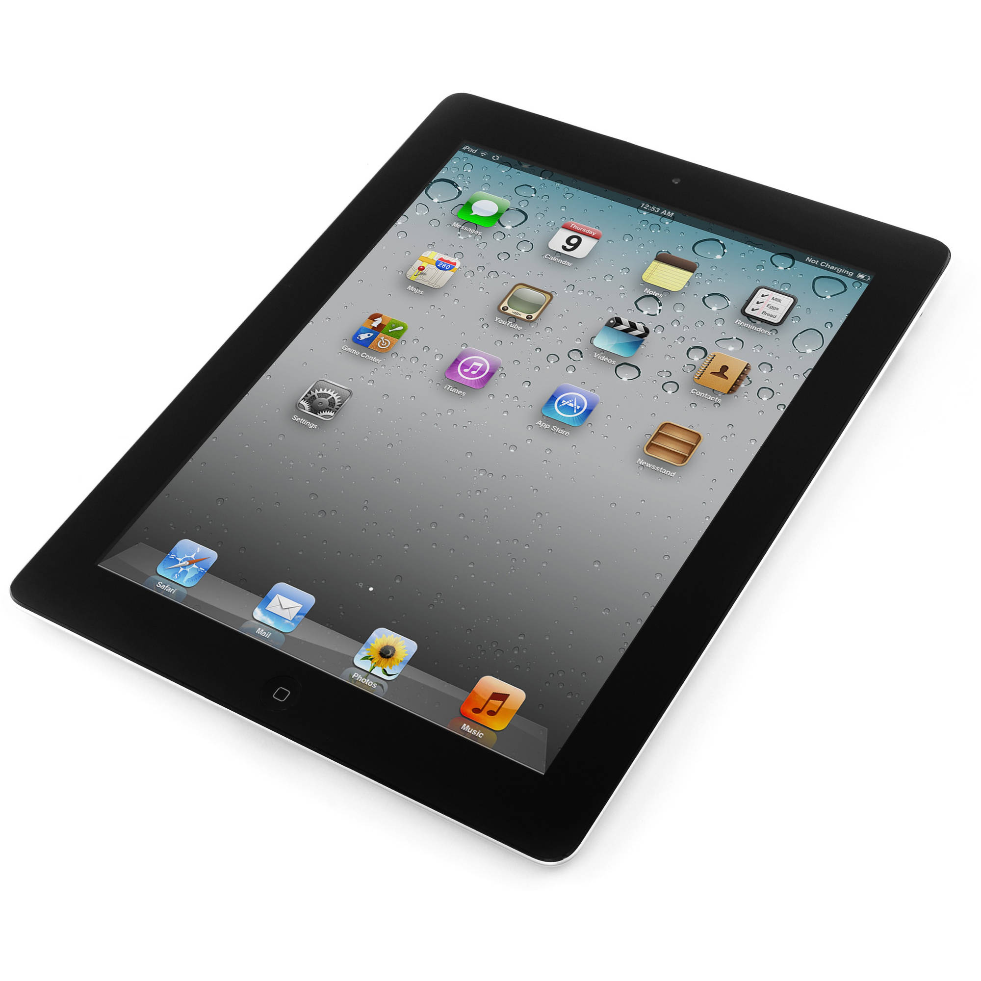 Apple iPad 4 9.7-inch 16GB Wi-Fi, Black (Refurbished Grade A)
