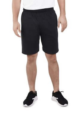 Fruit of the Loom Men's Dual Defense UPF Jersey Shorts with Pockets, 2 Pack