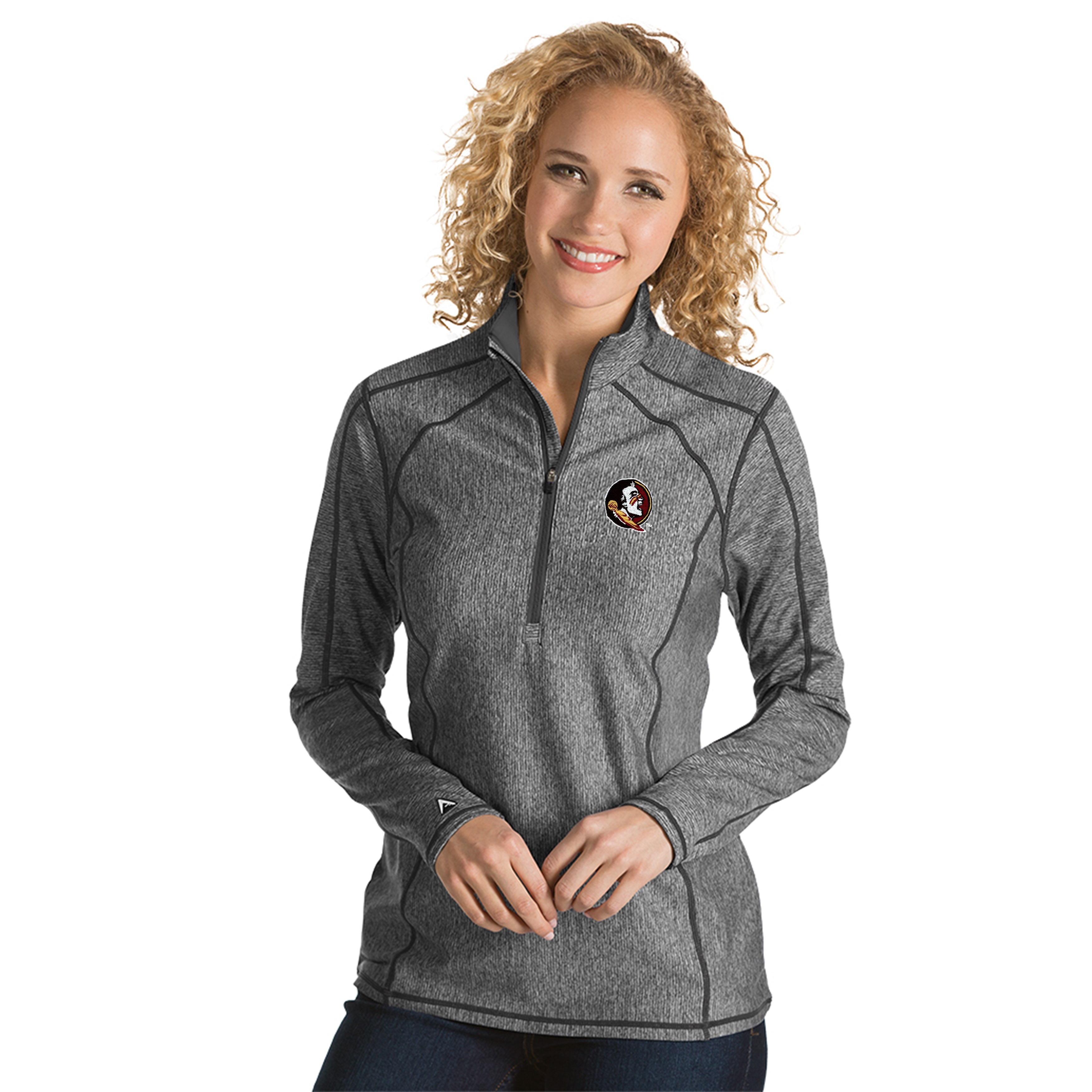 Florida State University Ladies Tempo 1/4 Zip Pullover