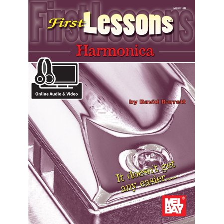 First Lessons Harmonica - eBook