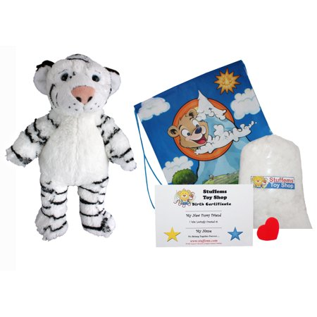 Tiger Kit (Make Your Own Stuffed Animal 16