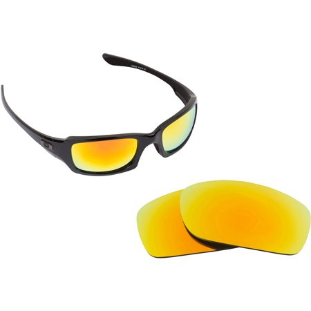 1eff81a22e Best SEEK Replacement Lenses Oakley FIVES SQUARED - Multiple Options -  Walmart.com
