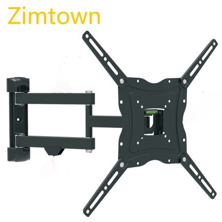 32 Lcd Bracket (Zimtown Full Motion TV Wall Mount Swivel Bracket 32 40 42 47 50 Inch LED LCD Display )