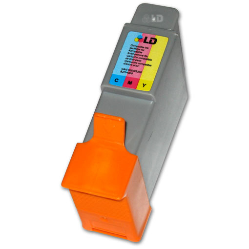 LD Canon BCI24C Color Compatible Inkjet Cartridge
