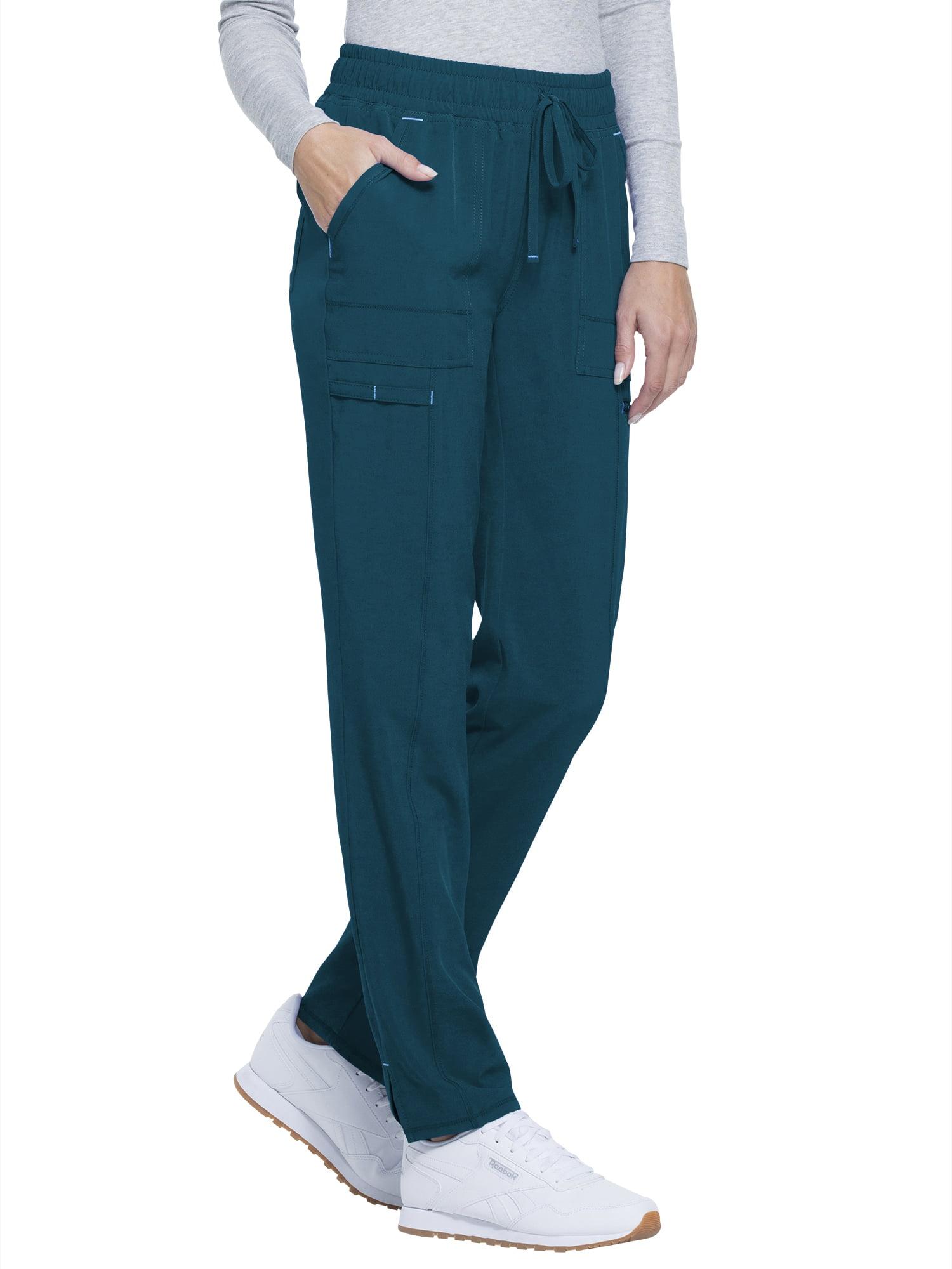 Scrubstar Women/'s Fashion Premium Performance Yoga Scrub Pants