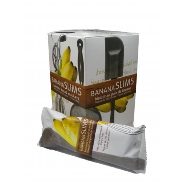 Trumps Food 905s Case - Banana Slims Retail Box (12 8-pack boxes)