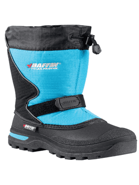 BAFFIN MUSTANG BOOTS BLUE JUNIOR (8)